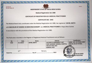 Png medical registration emergency medicine png sample medical practice certificate yadclub